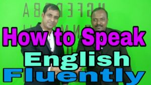 How to become more fluent in English speaking