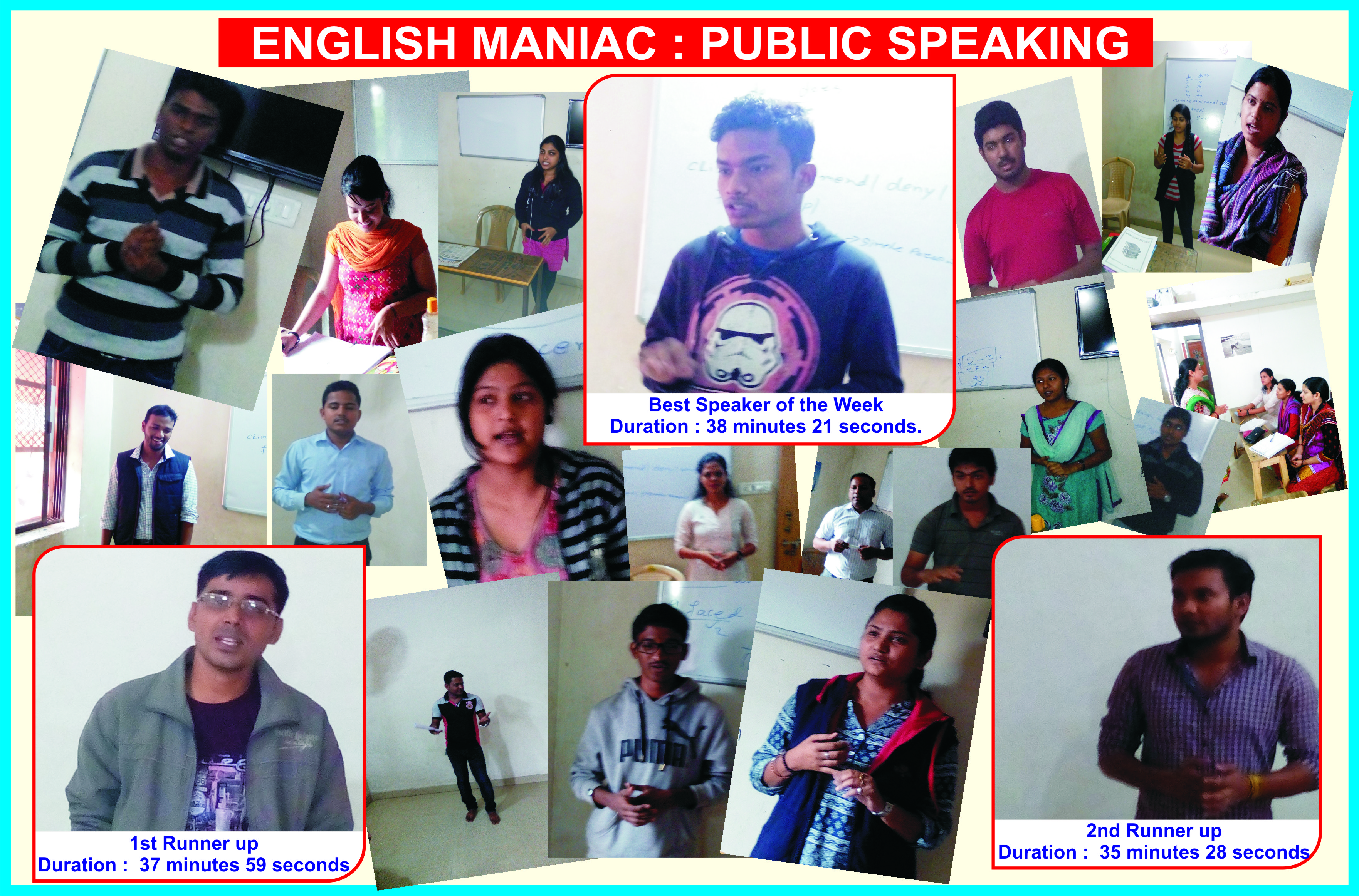 Spoken English-Photo