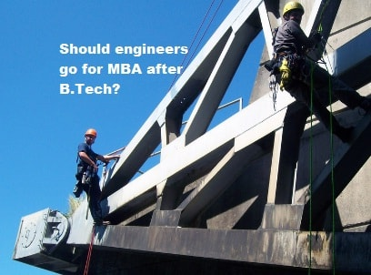mba for engineers Mechanical engineers with an mba have greater opportunities in the job market workers with a general mba in 2008 averaged an hourly wage of approximately $63, or an annual salary of nearly $120,000 for management positions.