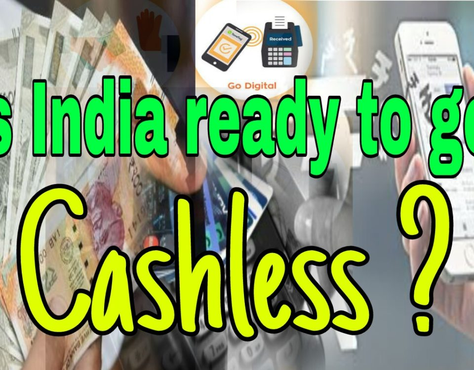 Is India ready to go cashless?
