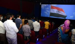 GD Topic: Should national anthem be played in cinema halls?