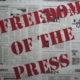 Freedom of press and media should exist