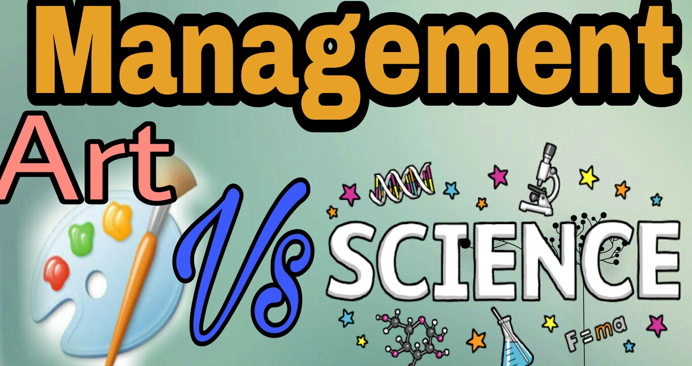 management is an art science One of the enduring questions in the field of management is whether it is an art or a science in order to be able discuss whether management is an art or a science we need to define what.