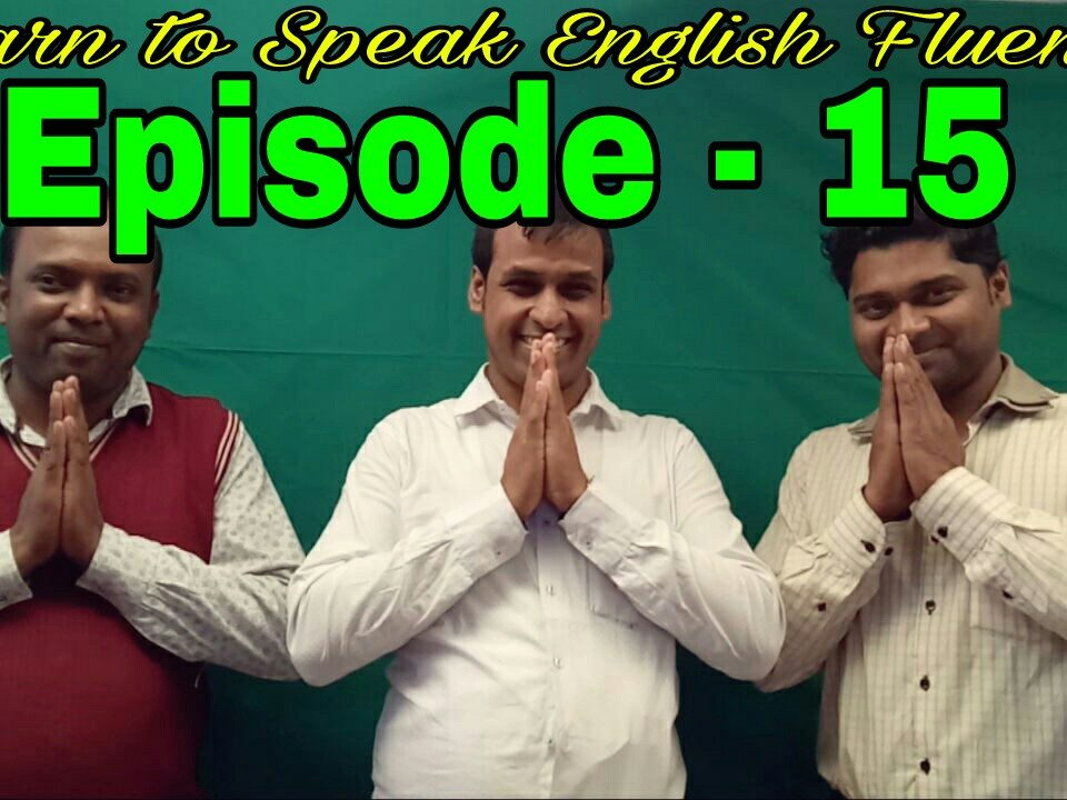 Basic English Grammar Lesson Past Perfect: Episode – 15