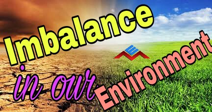 Imbalance in our Environment