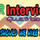 Why should we hire you? Interview Question and Answer