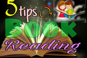 5 tips on book read more books every day