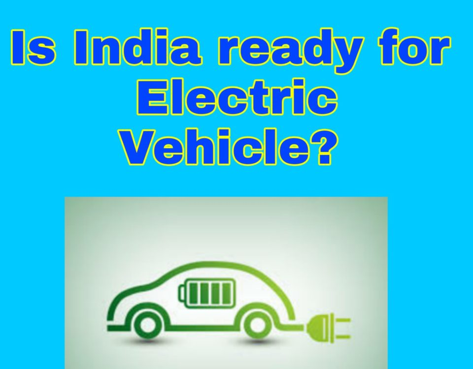 Is india ready for electric vehicles Group Discussion